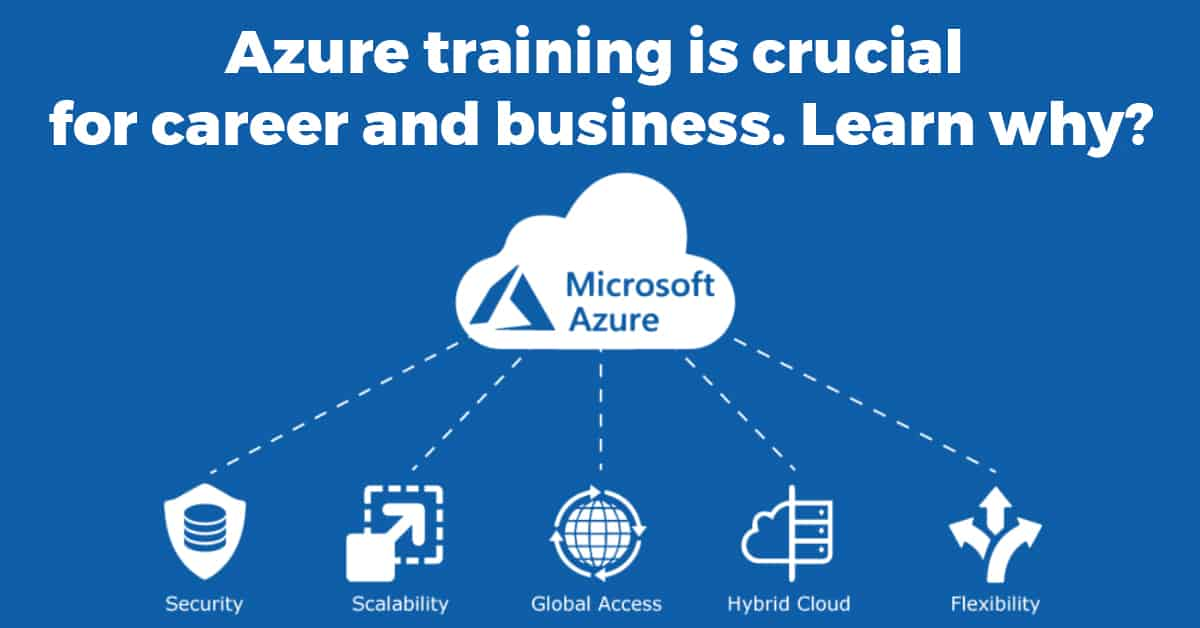 Azure training is crucial for career and business. learn why!